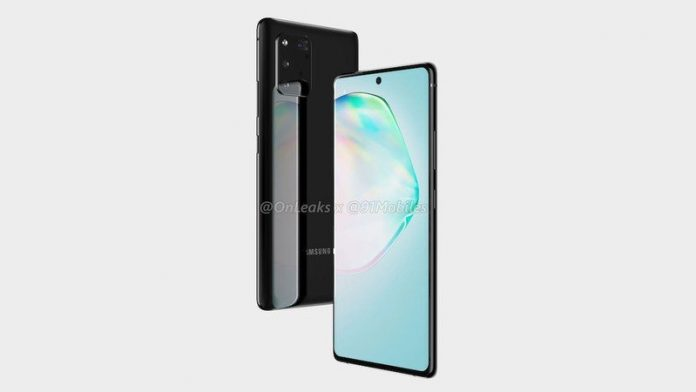 Galaxy S10 Lite and Note 10 Lite fully revealed in new renders