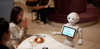 SoftBank enters the cafe business with new robot-filled Pepper Parlor