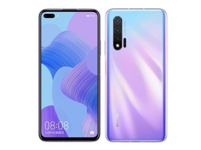 Huawei Nova 6 5G is here with dual hole-punch display, 40W fast charging