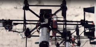 Katsuru Beta is a graffiti-painting consumer drone launching in 2020