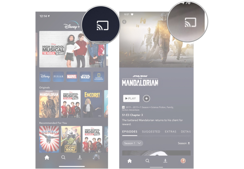 disney-plus-chromecast-screens-ios-andro