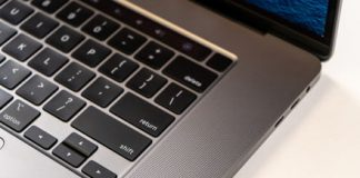 MacBook Pro 16 suffers audio 'popping' and display ghosting issues