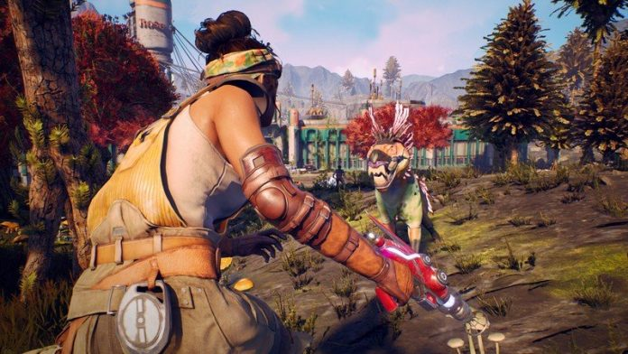 The Outer Worlds gets field of view slider on consoles next week