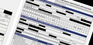 More than 750,000 U.S. birth certificate applications exposed online