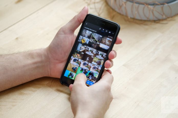 Lightroom CC update makes imports on iOS and iPad a breeze