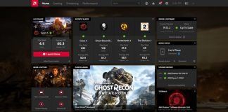 AMD's Adrenaline 2020 now lets you stream PC games directly to your phone
