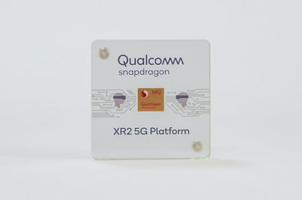 The Qualcomm XR2 augmented reality chipset will power next-gen AR headsets