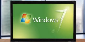 Microsoft's full-screen pop-up warns about the end of Windows 7 support