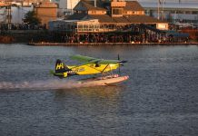 All-electric commercial seaplane takes to the air for the first time
