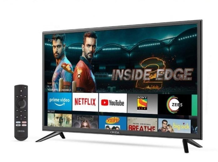 Amazon and Onida team up to launch first Fire TV Edition smart TVs in India