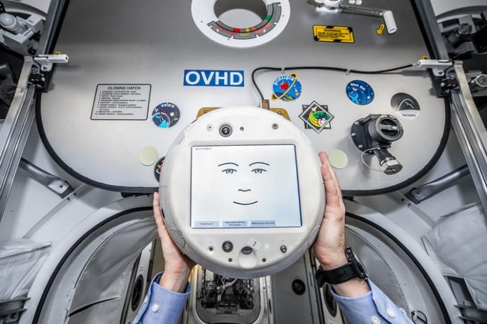 Meet CIMON-2: The floating A.I. brain that lives on the ISS