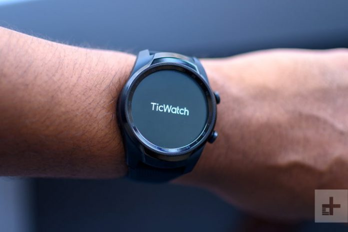 Mobvoi's connected Ticwatch Pro 4G LTE takes on Apple and Samsung in the U.K.