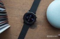 fossil gen 5 smartwatch review display watch face 3