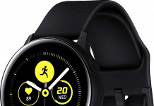 Deciding between the Galaxy Watch Active and the Apple Watch Series 3