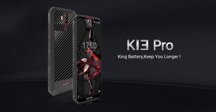 Oukitel K13 Pro launches at Banggood for just $170