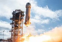 Blue Origin nails another rocket mission ahead of space tourism flights