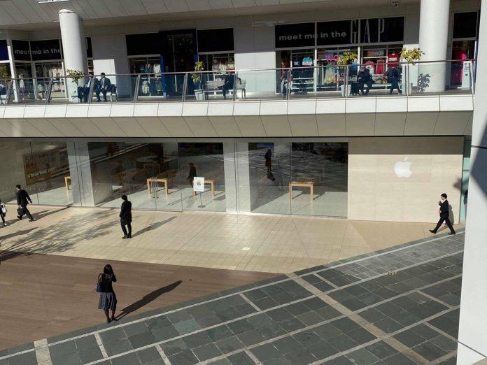 Apple Kawasaki Store in Japan Opens December 14