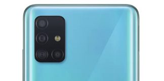 Samsung's unusual new camera lens module outed on the Galaxy A51 and A71