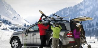 Uber offers skiers and snowboarders a hassle-free ride to the slopes