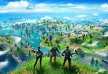 Latest Fortnite Update introduces console split-screen