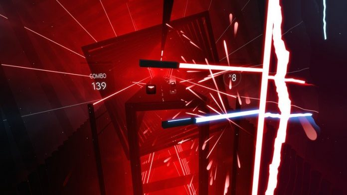 360-degree and 90-degree levels arrive on Beat Saber