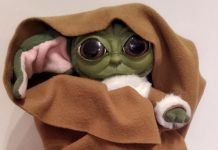 No official Baby Yoda until May, so here's where to find a cuddly Child now
