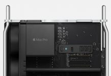 What is Mac Pro's Afterburner card, and what does it do?