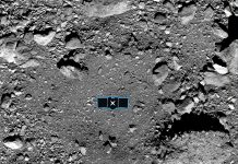 NASA selects a landing site for OSIRIS-REx craft on asteroid Bennu