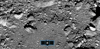 NASA selects a landing site for OSIRIS-REx craft on asteroid Bennu