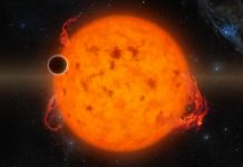 Stars' flares can render exoplanets in the habitable zone inhospitable to life