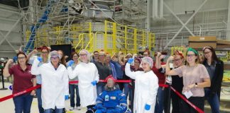 Rosie the Astronaut is heading to space on Boeing's Starliner