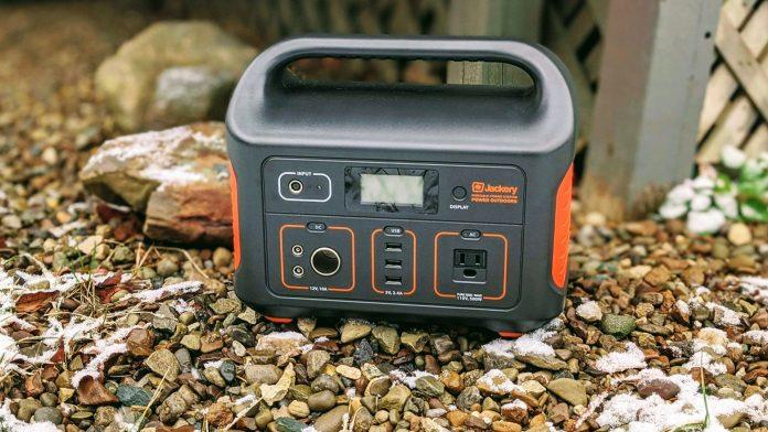 Jackery Portable Power Station Explorer 500 review
