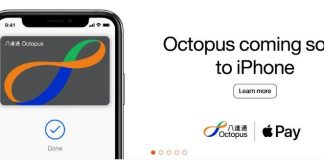 Hong Kong's Octopus Card Delays Apple Pay Support Until 2020