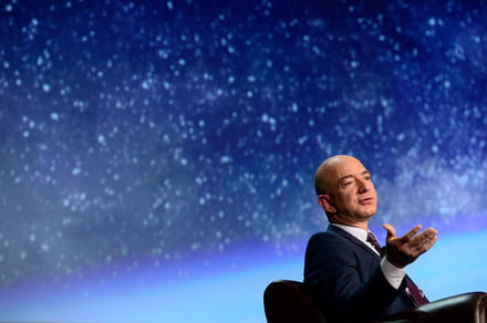 Amazon bets big on its internet-from-space plan with major new facility