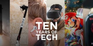 Ten Years of Tech