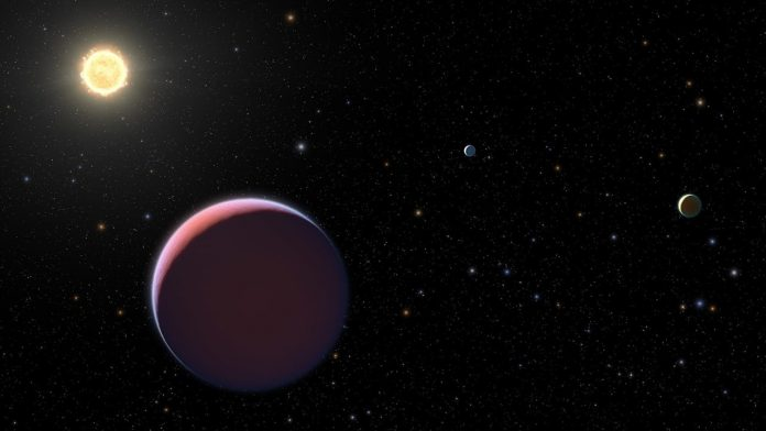 Hubble investigates new type of super-puff planet with texture of cotton candy