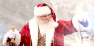 Here's how to track Santa on his busiest night of the year