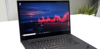 Lenovo ThinkPad X1 Extreme Gen 2 Review: The fastest Thinkpad ever