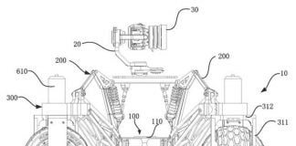 DJI patent describes a remote-controlled rover with camera attached