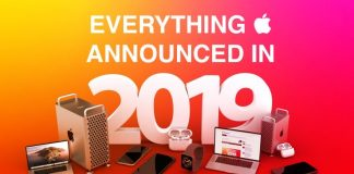 Year in Review: Everything Apple Introduced in 2019