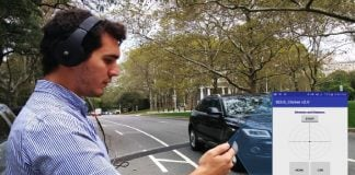 A.I. headphones could warn distracted pedestrians when there's traffic around