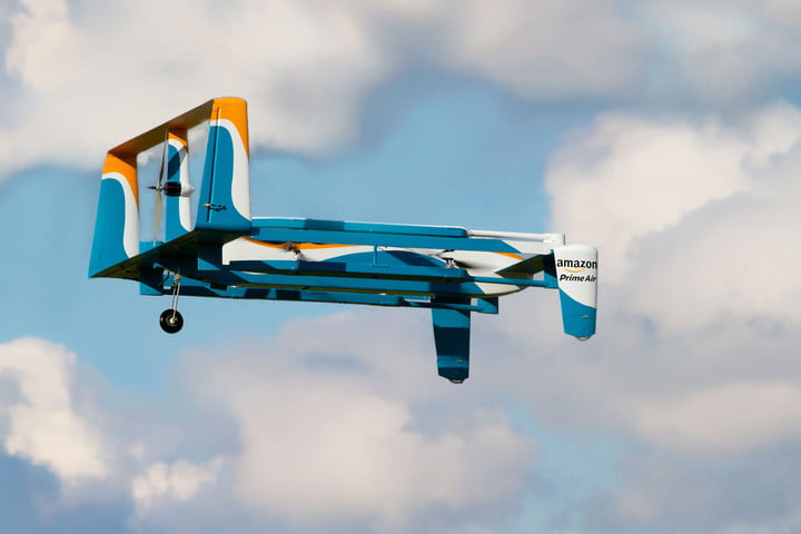 From pizza to transplant organs: What drones will be delivering in the 2020s