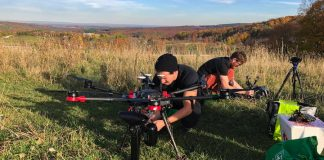 This startup wants to plant a billion trees with a swarm of seed-bombing drones