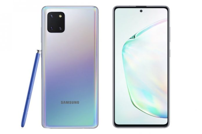 Samsung offers up Galaxy S10 Lite, Galaxy Note 10 Lite