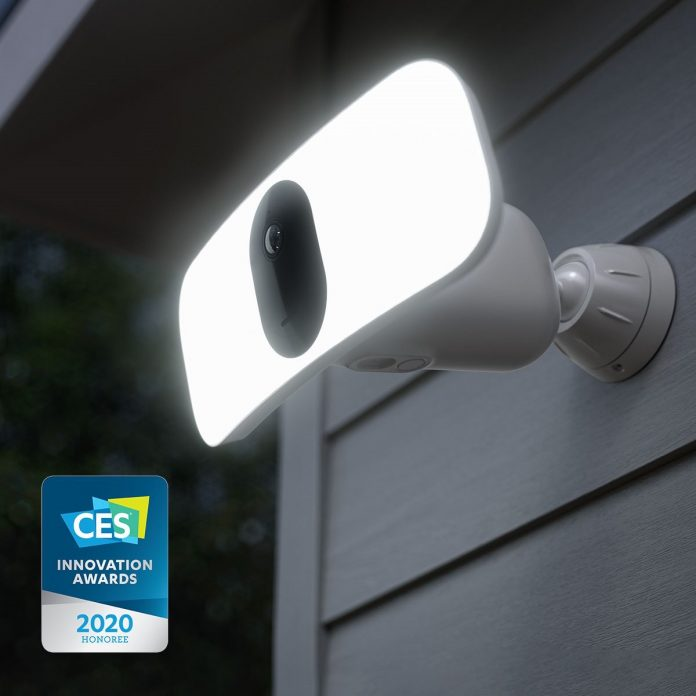 CES 2020: Arlo Debuts New Wire-Free Pro 3 Floodlight Camera