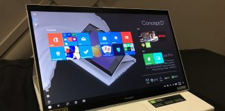 Acer ConceptD 7 Ezel Pro hands-on review: A crazy 2-in-1 that's total overkill
