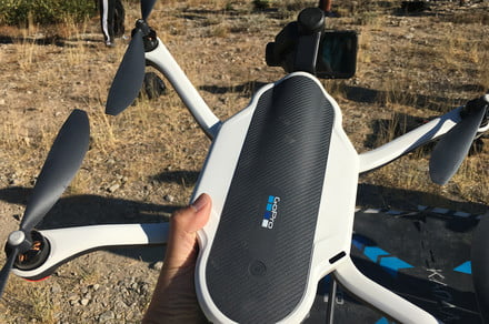 GoPro's defunct Karma drone has suddenly stopped working, owners claim