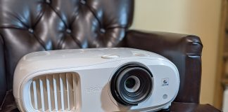 Epson Home Cinema 3200 4K projector review
