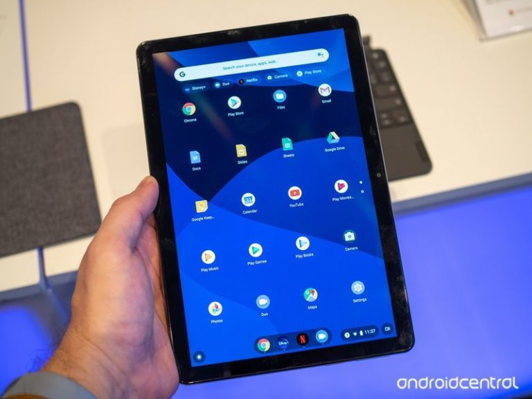 Lenovo Duet Chromebook tablet and Flex 5 Chromebook debut at CES 2020