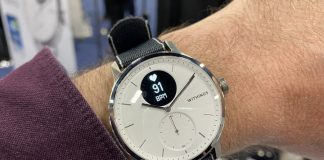 The Withings ScanWatch can spot an often undiagnosed, and very serious condition